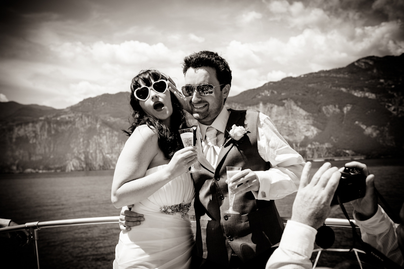 Lake Garda Wedding photographer | Malcesine wedding photographer