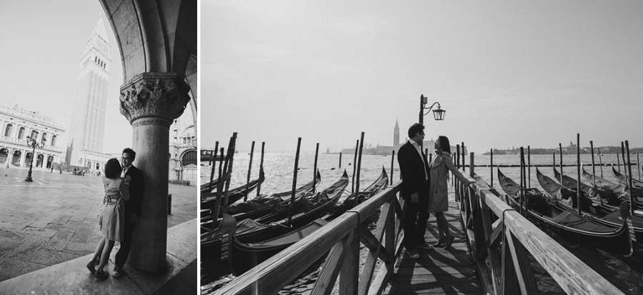 Engagement photo session Venice-Italy | Italian wedding photographer