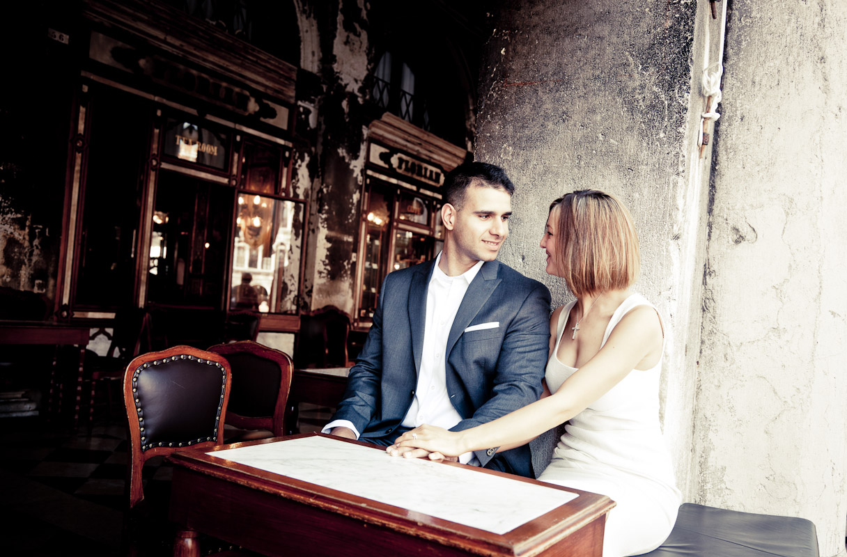 Engagement in Venice // Nicola + Leandros
