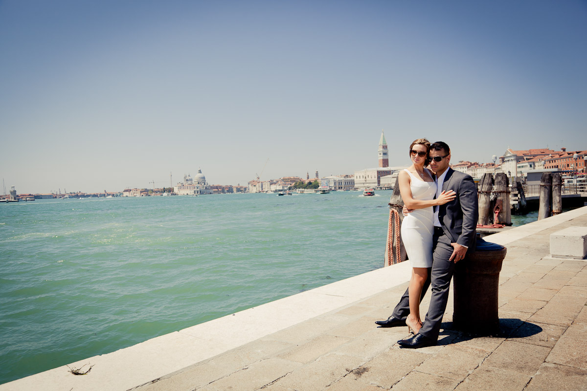 Engagement Photo Session Venice Italy |Italian engagement photographer , Marriage Proposal in Venice, Italy | Couple Shooting Getting Engaged in Venice
