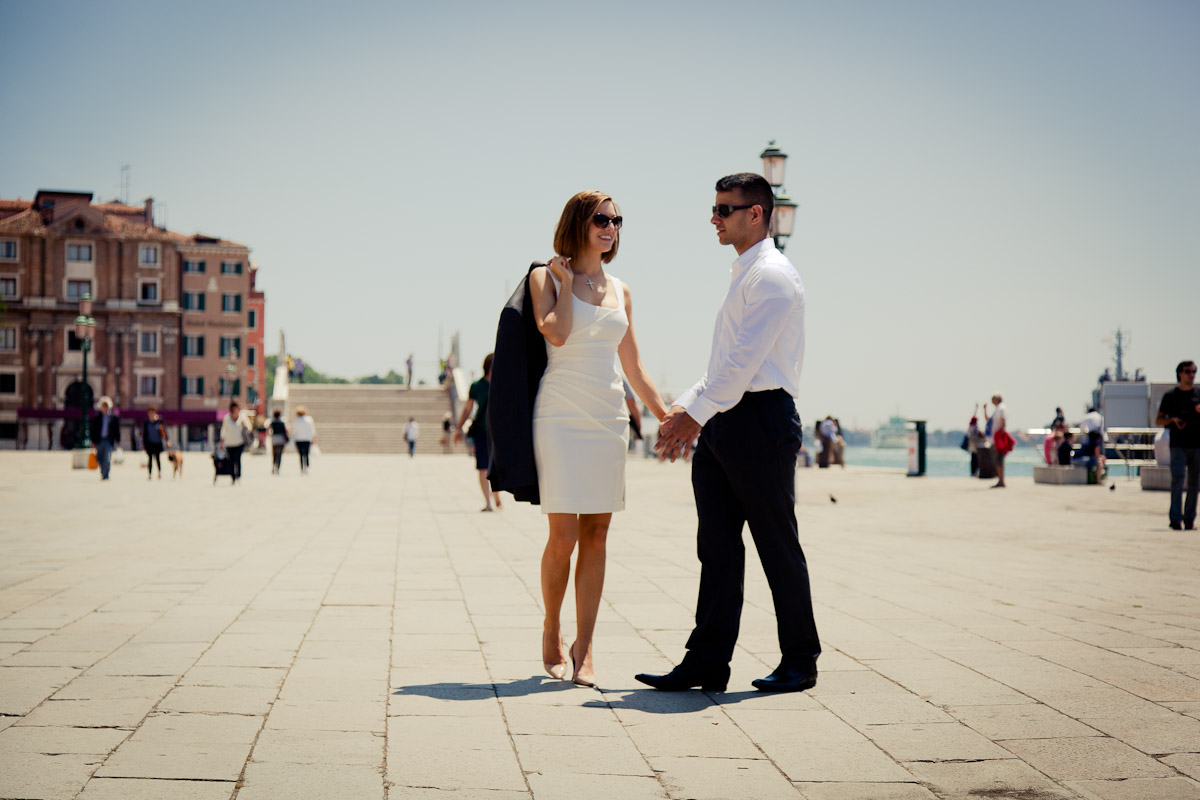 Engagement Photo Session Venice Italy |Italian engagement photographer