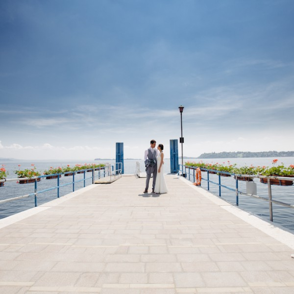 Wedding Photographer Gardone Riviera | Lake Garda  Wedding Photographer