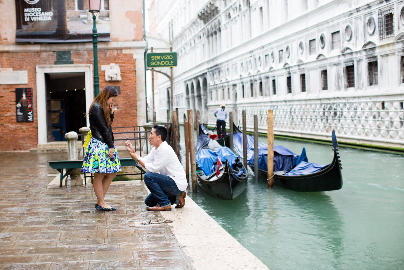 Marriage Proposal Venice Italy | Engagement photography VeniceMarriage Proposal Venice Italy | Engagement photography Venice wedding proposal in one of most romantic city in the world,What a wonderful surprise for her.