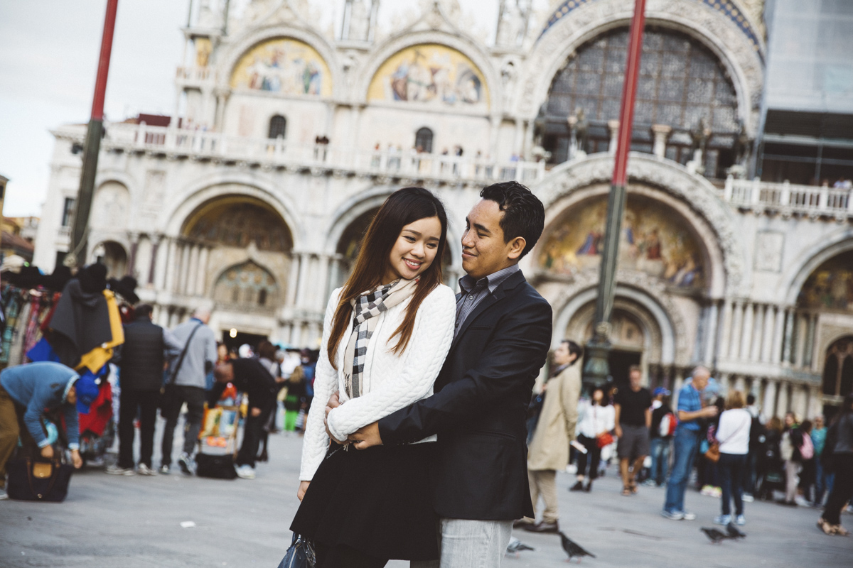 Couple Photo session vacation photographer Venice