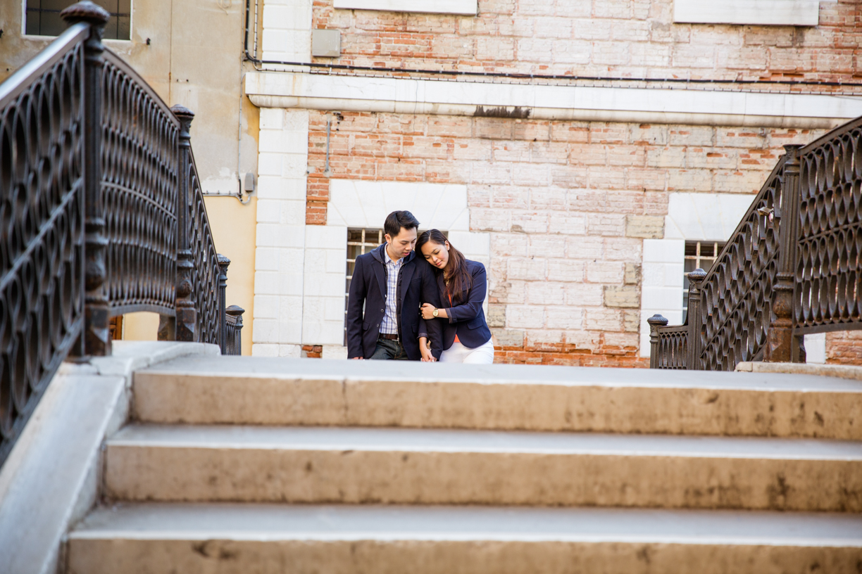 Engagement photography Venice-Italy