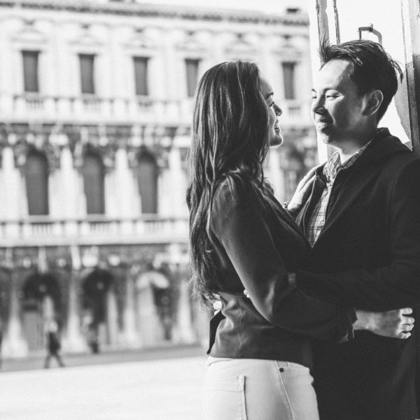 Engagement photography Venice