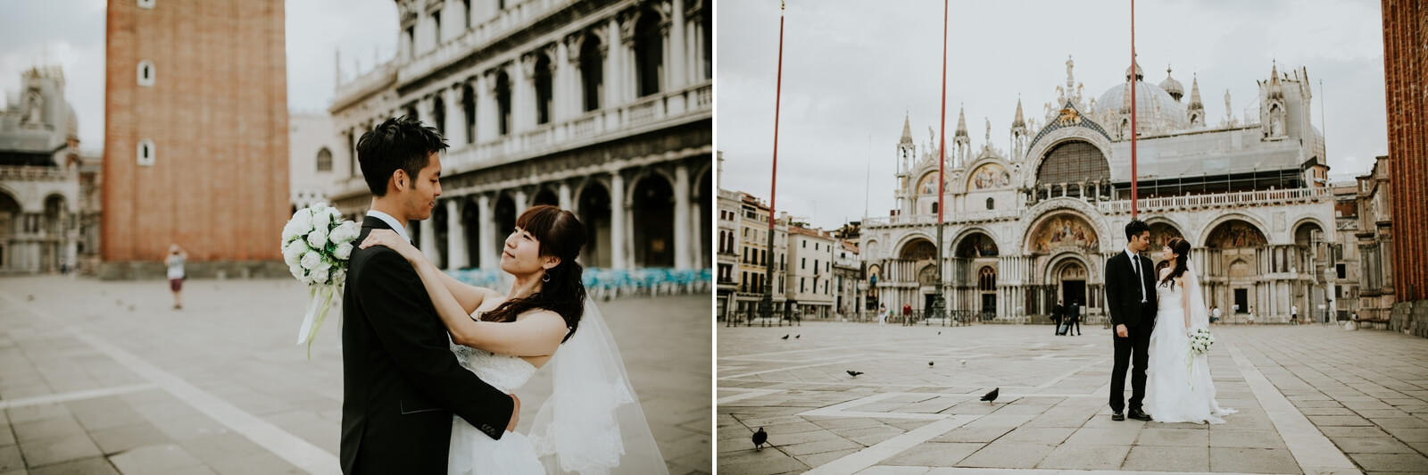 Pre Wedding Photo Venice - Italian Wedding Photographer