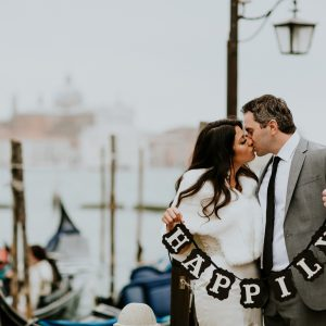 Engagement Photosession Venice Italy