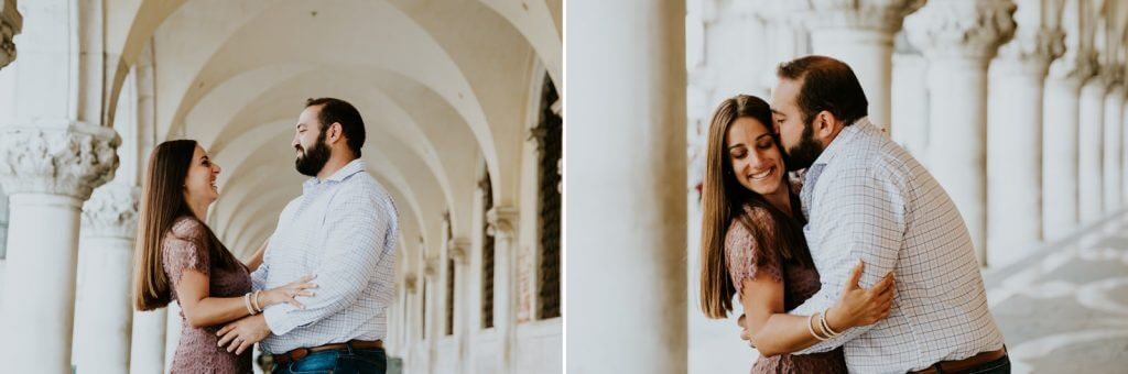 HONEYMOON PORTRAITS SESSION VENICE