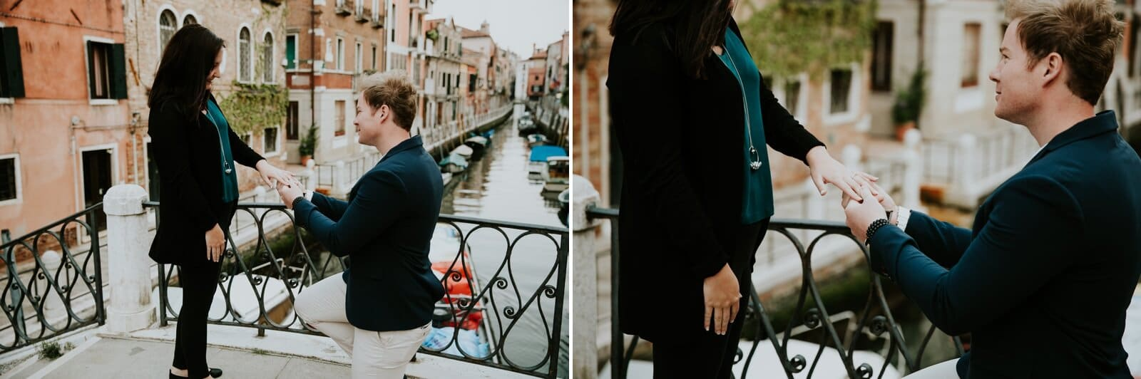 Proposal Engagement Italy-Venice Proposal Photographer