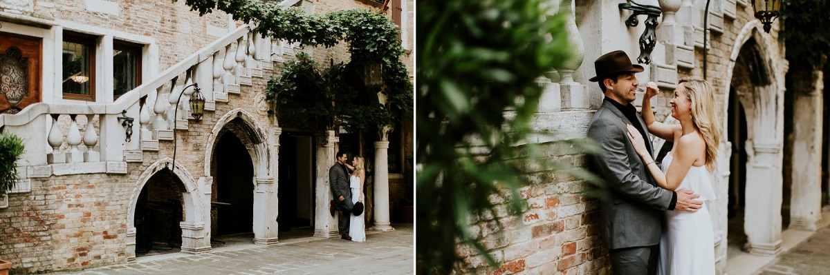 Engagement photography session Venice