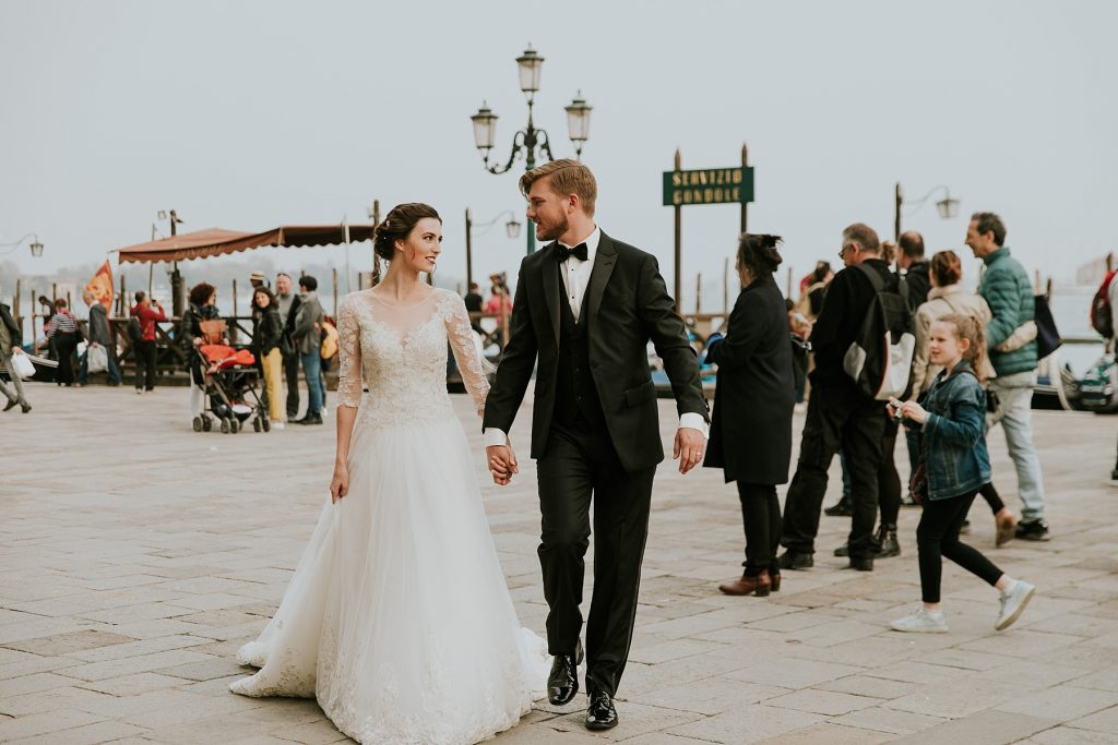WEDDING HONEYMOON IN VENICE